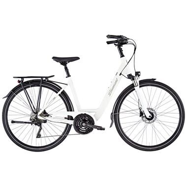 Vélo de Ville DIAMANT UBARI SUPER DELUXE WAVE Blanc 2020